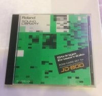 Click for large photo of Roland SL-JD80-04 Strings Ensemble