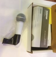 Click for large photo of Shure SM48W