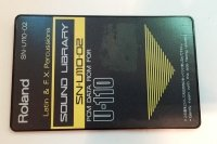 Click for large photo of Roland SN-U110-02 Latin FX