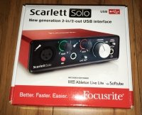 Click for large photo of Focusrite Scarlett Solo