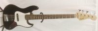 Click for large photo of Fender Squier Affinity 5 String Jazz Bass