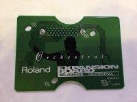 Click for large photo of Roland JV Board Orchestral SR-JV80-02