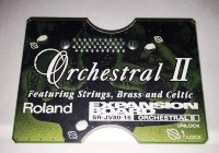 Click for large photo of Roland SR-JV80-16 Orchestral II