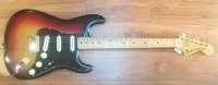 Click for large photo of Fender Hard Tail Strat