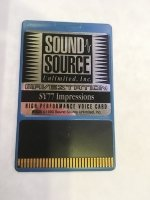 Click for large photo of Sound Source Wavestation ROM SY77 Impressions