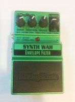 Click for large photo of Digitech Synth Wah