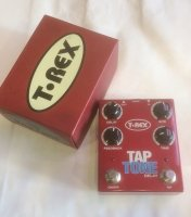 Click for large photo of T-Rex Tap Tone Delay