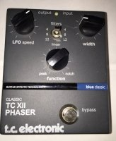 Click for large photo of TC Electronic TC XII Phaser