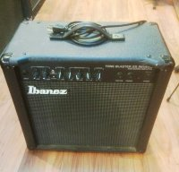 Click for large photo of Ibanez Tone Blaster 25