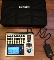 Click for large photo of QSC TouchMix-16