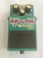 Click for large photo of Boss TR-2 W/Analog.Man Mod