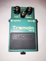Click for large photo of Boss TR-2