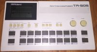 Click for large photo of Roland TR-505