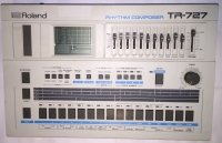 Click for large photo of Roland TR-727