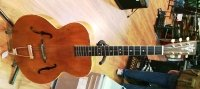 Click for large photo of Vega Archtop