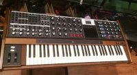 Click for large photo of Moog Voyager XL