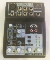 Click for large photo of Behringer Xenyx502
