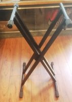 Click for large photo of  Single Keyboard Stand