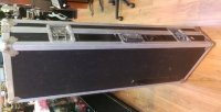 Click for large photo of  76 Key Flight Case