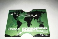 Click for large photo of Roland JV Board World SR-JV80-05