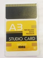 Click for large photo of Korg A3 Rom SPC-02 Studio