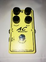 Click for large photo of Xotic AC Booster