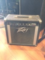 Click for large photo of Peavey Backstage