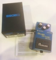 Click for large photo of Boss BD-2w