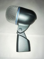 Click for large photo of Shure Beta52A