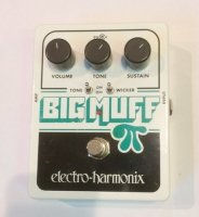 Click for large photo of Electro-Harmonix Big Muff Pi With Tone Wicker