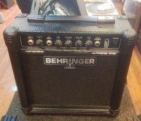Click for large photo of Behringer Ultrabass BT108