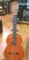 Click for large photo of F.P. Caballero Classical Guitar