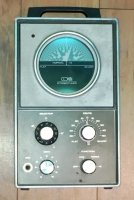 Click for large photo of Conn ST-11 Strobe Tuner