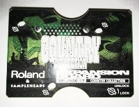 Click for large photo of Roland JV Board SR-JV80-17 Country