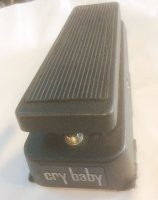 Click for large photo of Dunlop Crybaby Wah