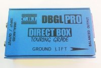 Click for large photo of CBI DBGL Pro