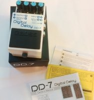 Click for large photo of Boss DD-7