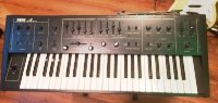 Click for large photo of Korg Delta