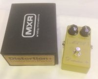 Click for large photo of MXR Distortion Plus