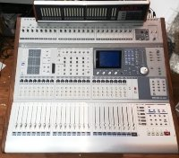 Click for large photo of Tascam DM-4800 w/MU-1000