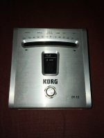 Click for large photo of Korg DT-10