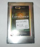 Click for large photo of Alesis Q Card Eurodance