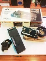 Click for large photo of Digitech EX-7 W/FS3X Footswitch