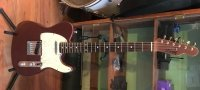 Click for large photo of Fano Telecaster