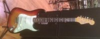 Click for large photo of Fernandes '83 Strat