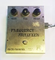 Click for large photo of Electro-Harmonix Frequency Analyzer