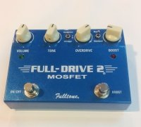 Click for large photo of Fulltone Fulldrive2 MOSFET