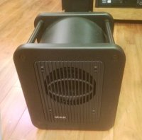 Click for large photo of Genelec 7050B Subwoofer