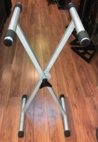Click for large photo of  Heavy Duty Keyboard Stand
