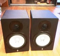 Click for large photo of Yamaha HS80M